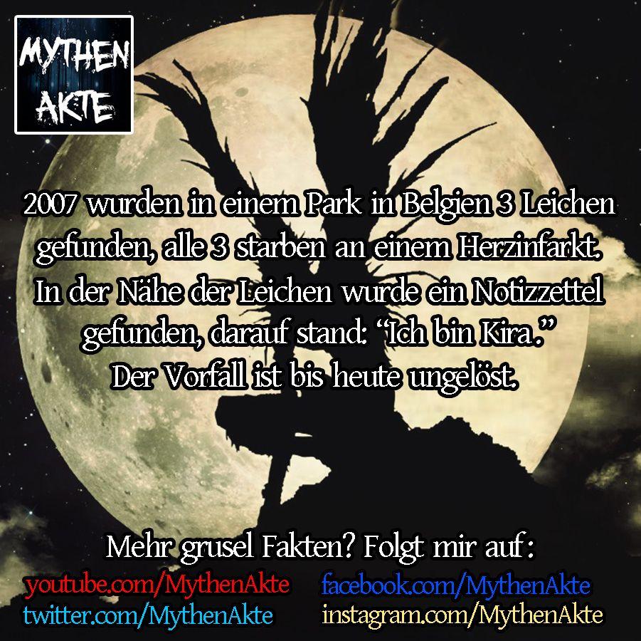 Gruselige / Horror Fakten | Sprüche ∅ Fakten | Pinterest ...