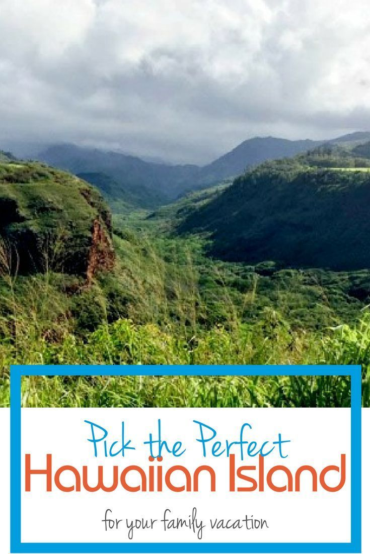 which is the best hawaiian island for you? | travel tips by little