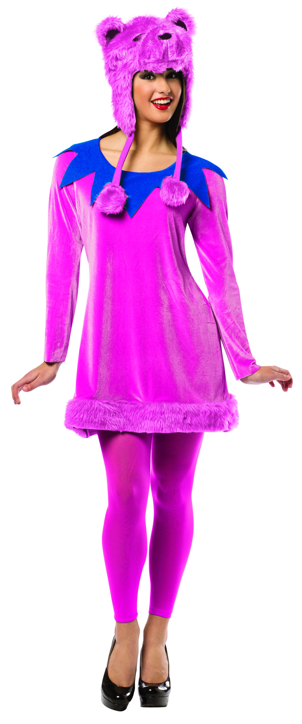 #4995 Grateful Dead Bear Dress Pink #bear #gratefuldead #halloween #dancingbear #orangehat  sc 1 st  Pinterest & 4995 Grateful Dead Bear Dress Pink #bear #gratefuldead #halloween ...