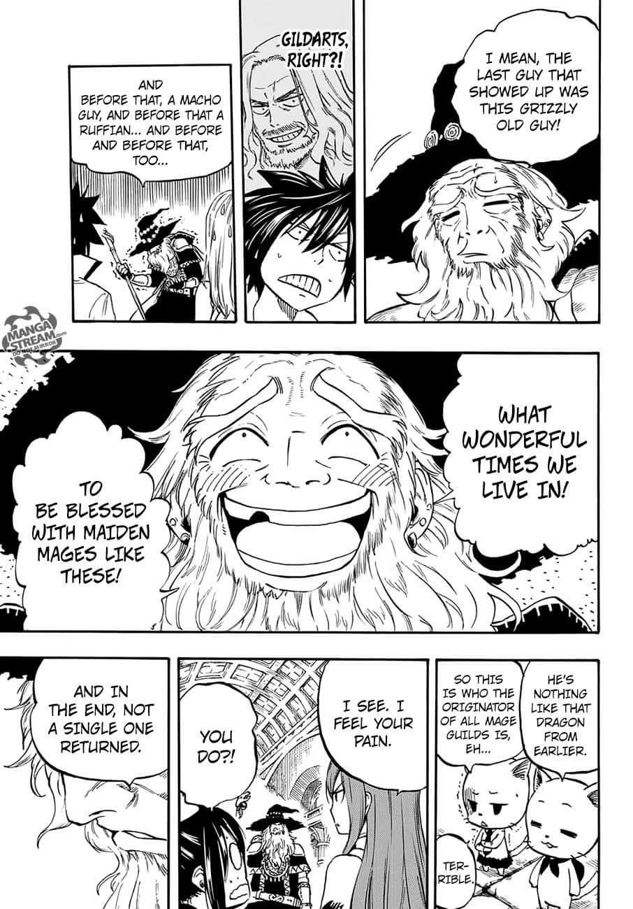 Fairy Tail 100 years quest Chapter 2 page9 Read fairy