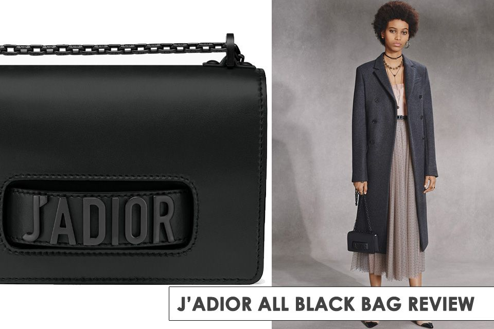 bfc2a98792 Here's a chance to grab the All Black limited editions, introducing the  J'Adior Ultra Black Bag, details here.