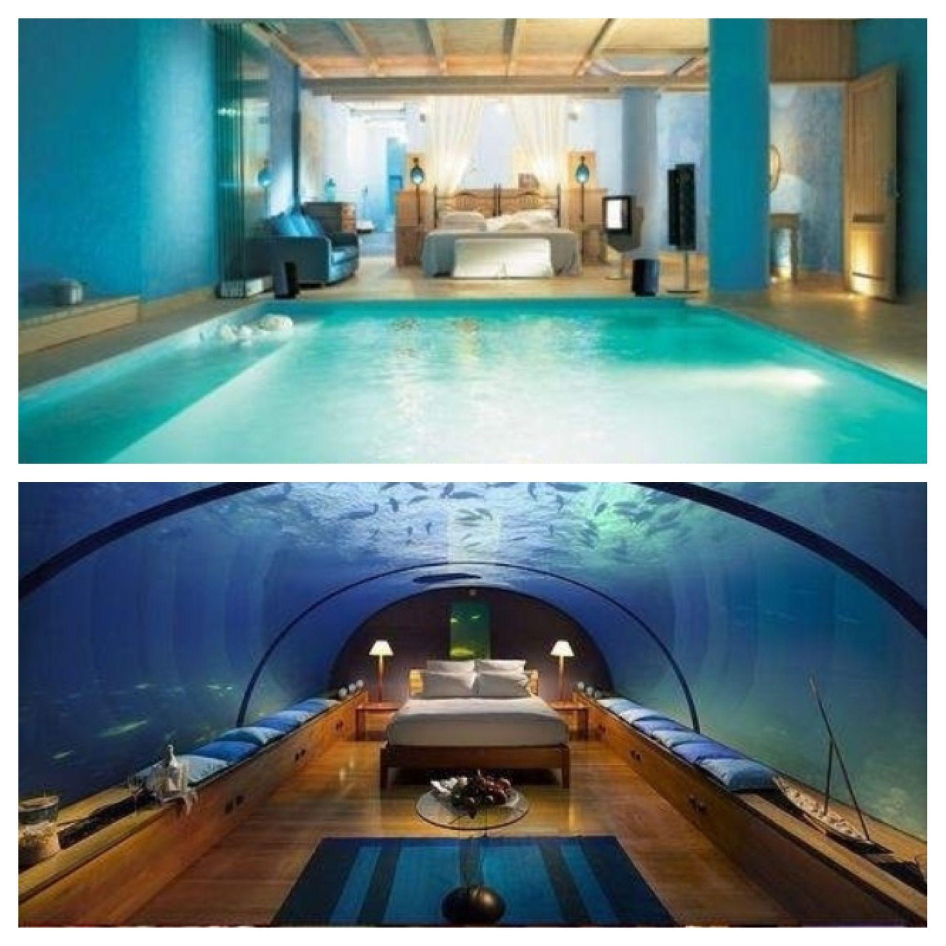private home aquarium Size 325 000L by Issham Aquatics
