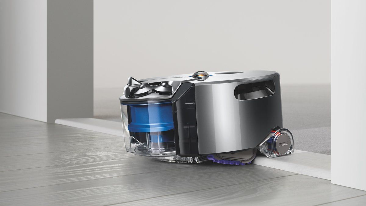 Dyson finally announces a robot vacuum cleaner   That's cool