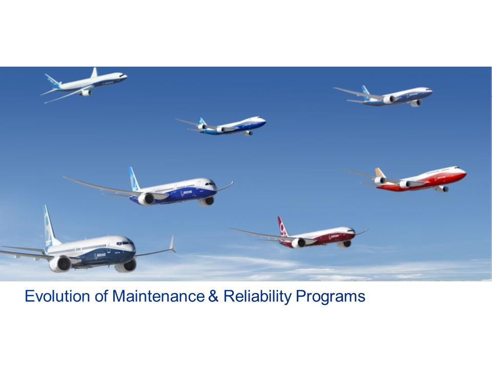 Evolution Of Maintenance Reliability Programs Aircraft Msg Decision Logic Aircraft Maintenance Schedule Changes Msg De Aircraft Aviation Logistics