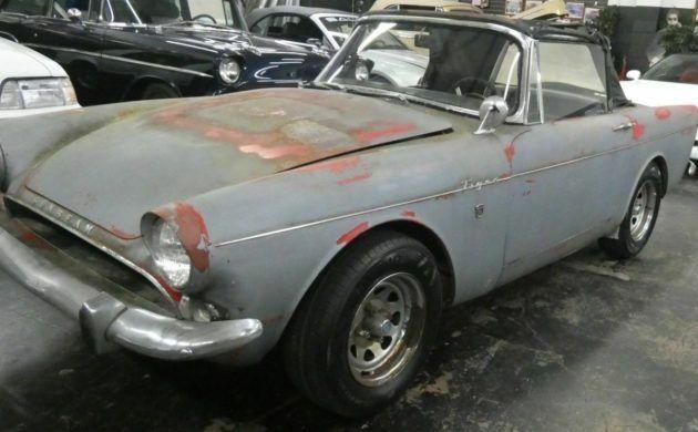 Factory Hot Rod: 1965 Sunbeam Tiger V8