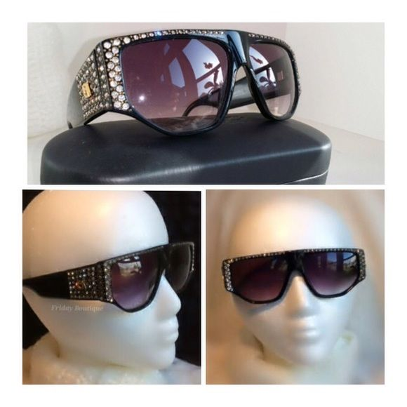 4691c7a0939 Vintage Emmanuelle Khanh Paris Sunnies Nothing but the best with these  gorgeous vintage Emmanuelle Khanh Sunnies