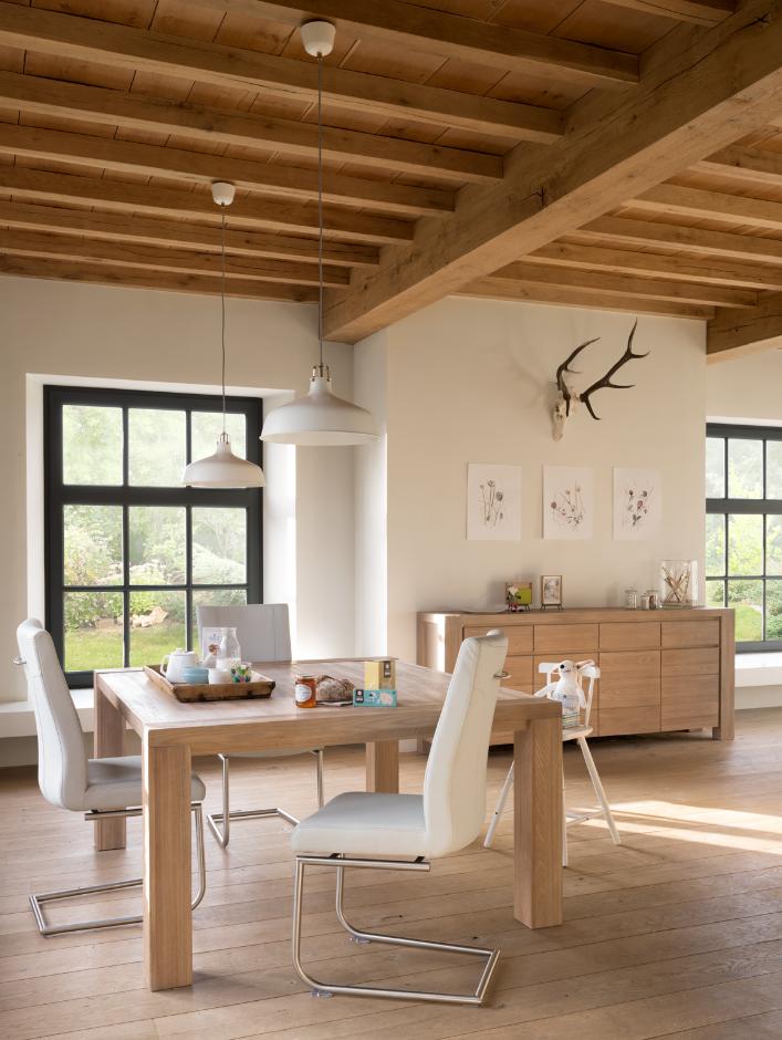 Pingl par monsieur meuble sur bois d 39 t en 2019 - Monsieur meuble table salle a manger ...