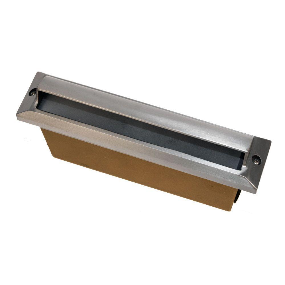 Best Quality Lighting 1 Light Stainless Steel Cast Br