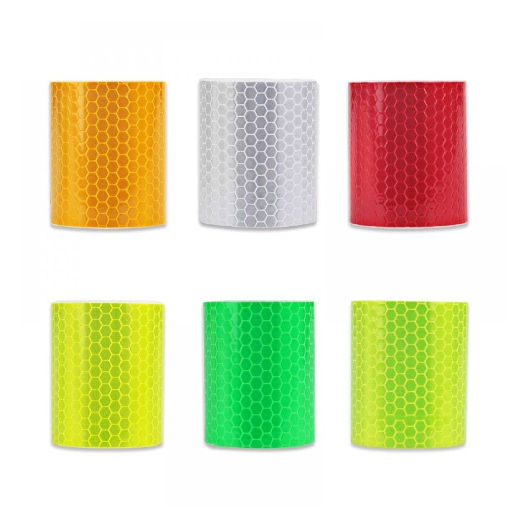 Car Reflective Tape Decoration Car Automobiles Warning