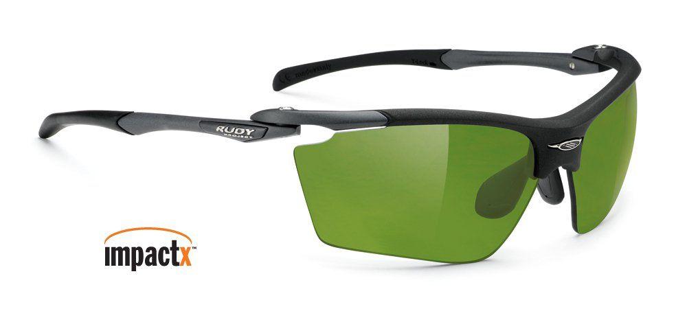 f358c0d34b1 Rudy Project Sunglasses - PROFLOW GOLF MATTE BLACK WITH IMPACTX PHOTOCHROMIC  GOLF LENSES