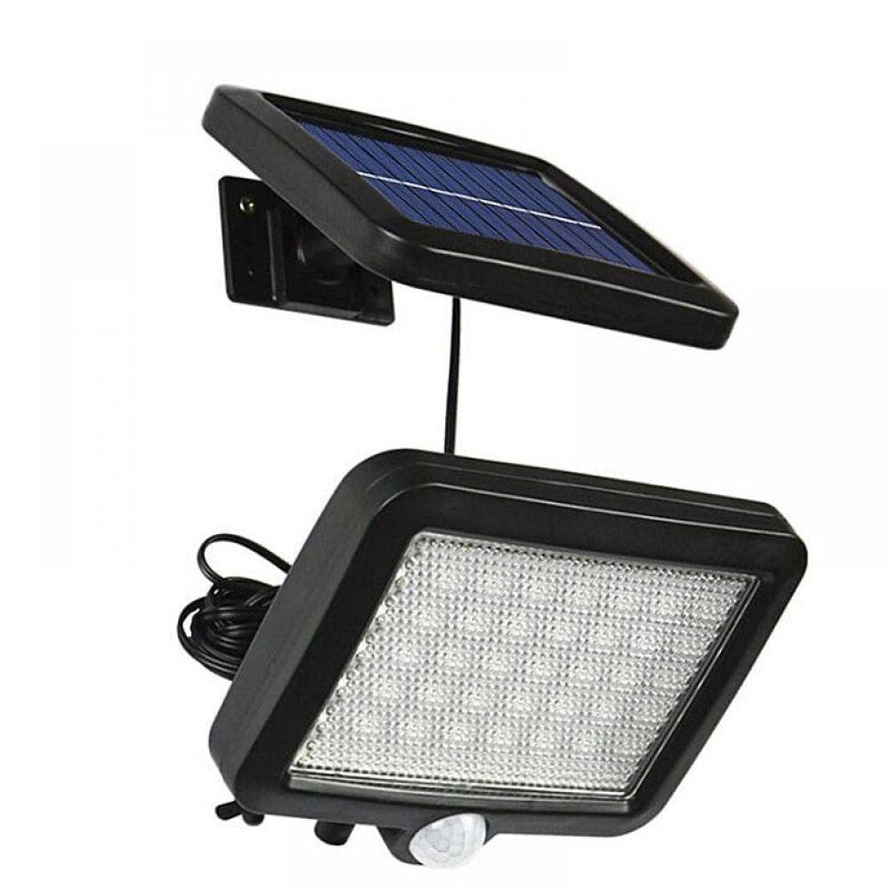 Outdoor Solar Led Lamp With Pir Motion Sensor In 2020 Outdoor Solar Wall Lights Solar Wall Lights Solar Lamp