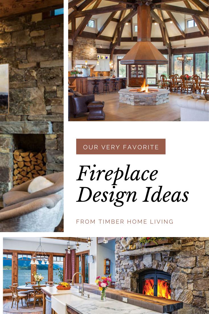 Our Favorite Fireplace Design Ideas