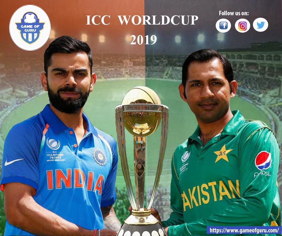 India vs Pakistan Worldcup 2019 in 2020 India vs