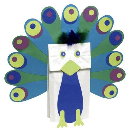 Peacock essay kids
