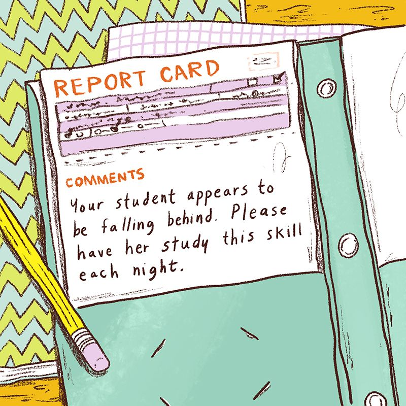30 sample report card comments to use right now report