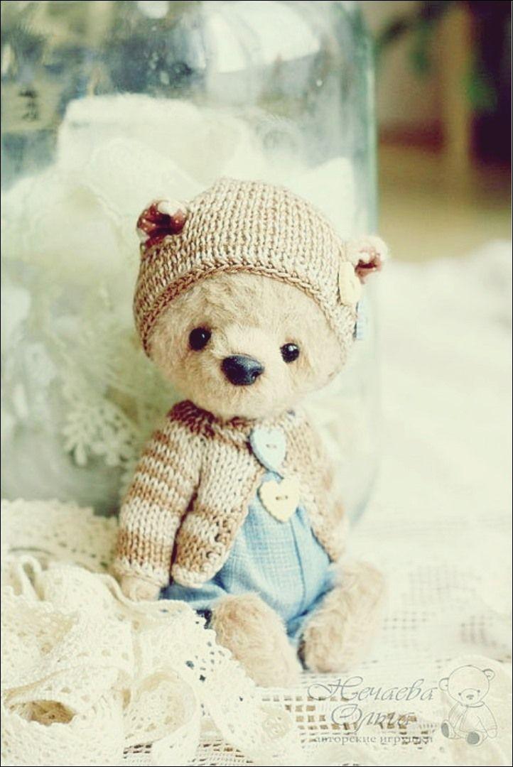 WIE EIN BEANIE CAP TEDDY BEAR MACHEN - Amigurumi X