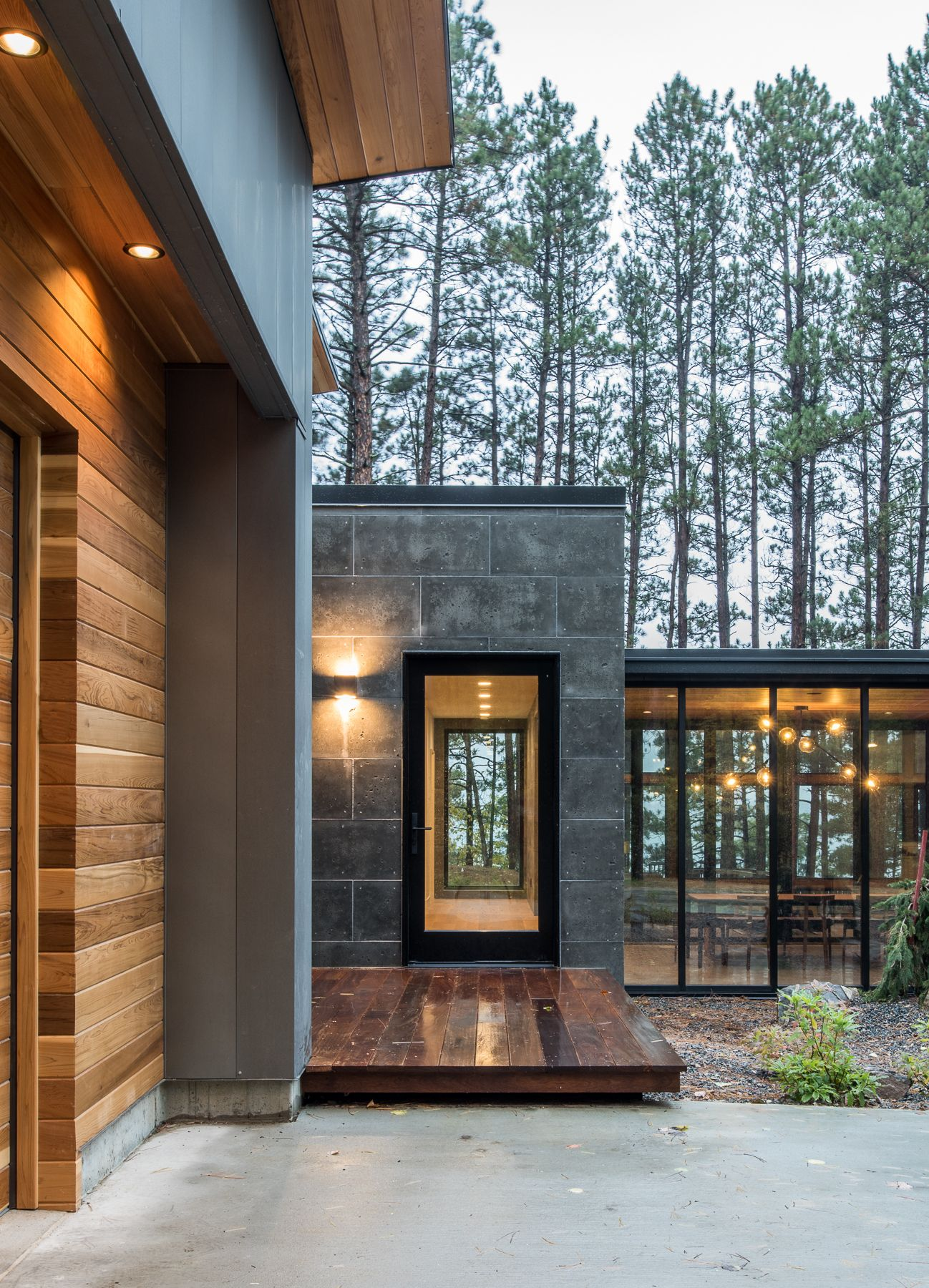 Gallery of Northern Lake Home / Strand Design - 4 | Überdachung ...