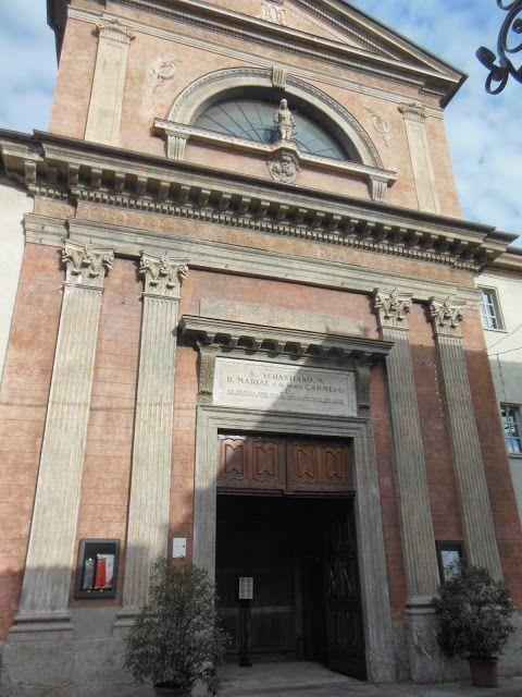 Cuneo e dintorni: Chiesa di San Sebastiano