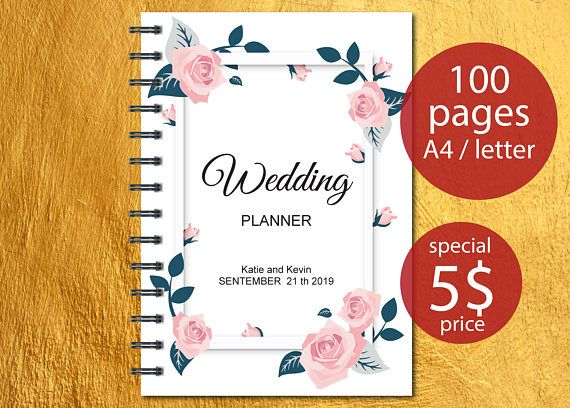 wedding planner printable ultimate printable wedding planning kit