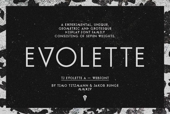 tj evolette a free