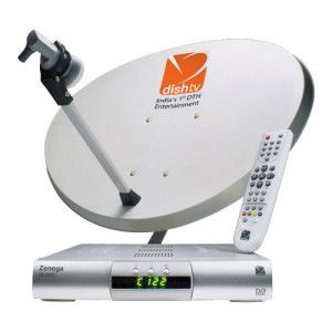 Dish Tv Service In Chandigarh Dish Connection Dish Tv Tv Services Dth