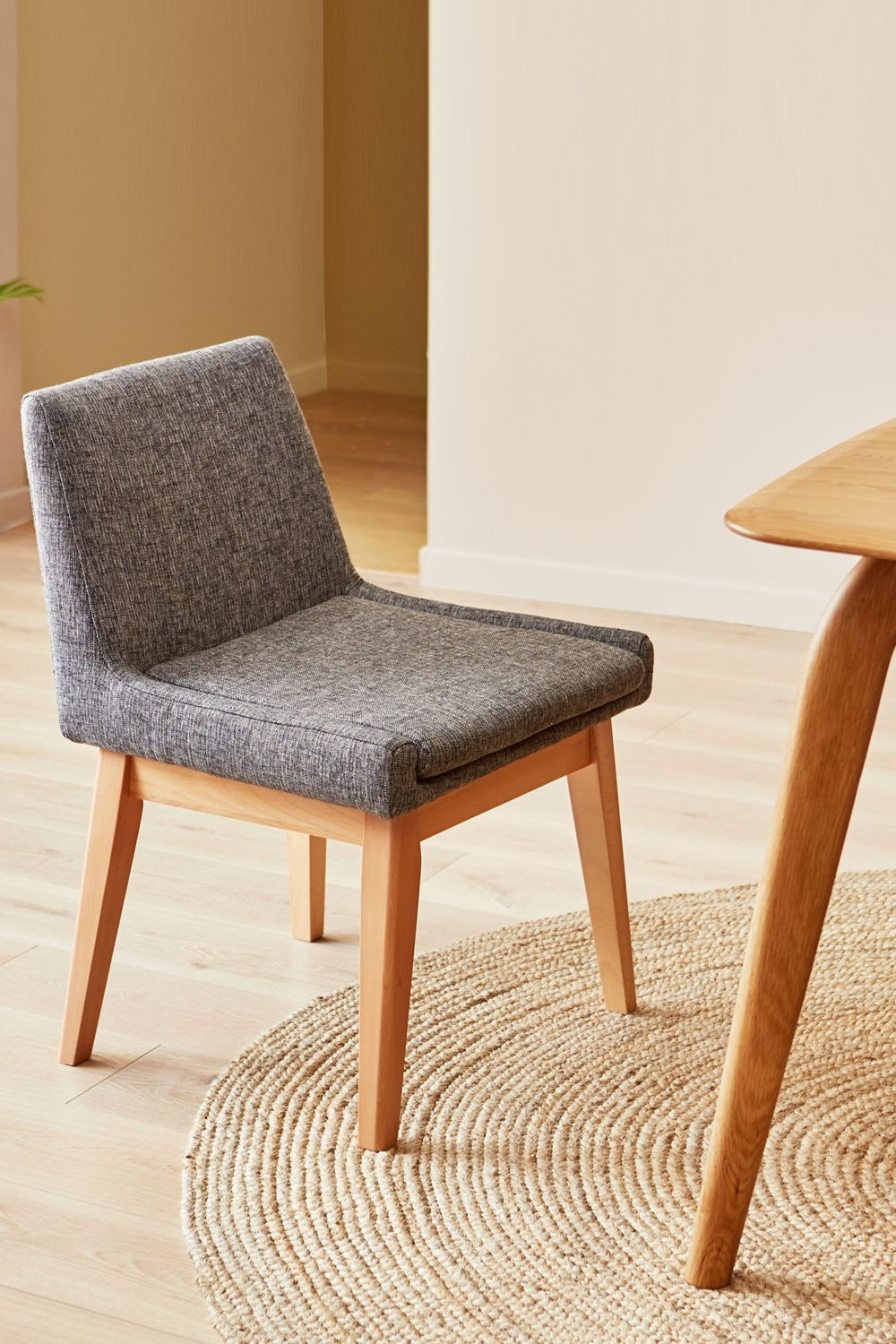 The Lewis Armless Chair Is Striking And Sophisticated With Sleek Structured Lines And A Low Back Sit On It Dining Chairs Dining Room Spaces Dining Chairs Buy