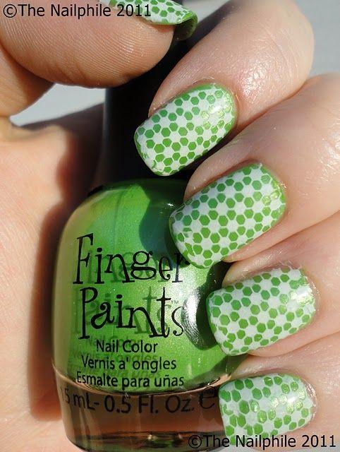 FingerPaints Groovy Green & XL A