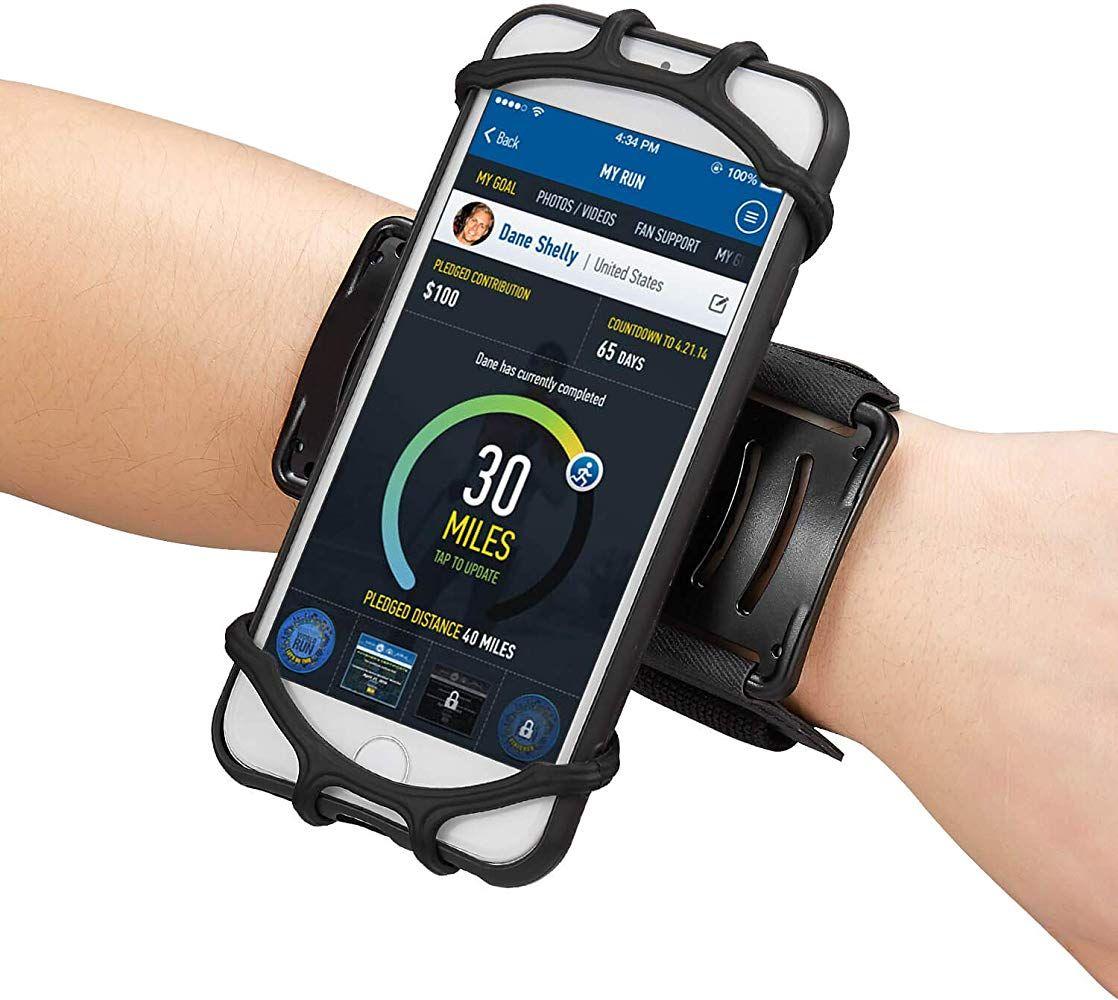 Arm Phone Holder Compatible with iPhone,Samsung Galaxy S9 Armband Women Running Armband S8 Plus Note 8 5,Google Pixel,LG,Motorola,HTC,Nokia,Sports Armband for Exercise Jogging Biking Hiking Walking