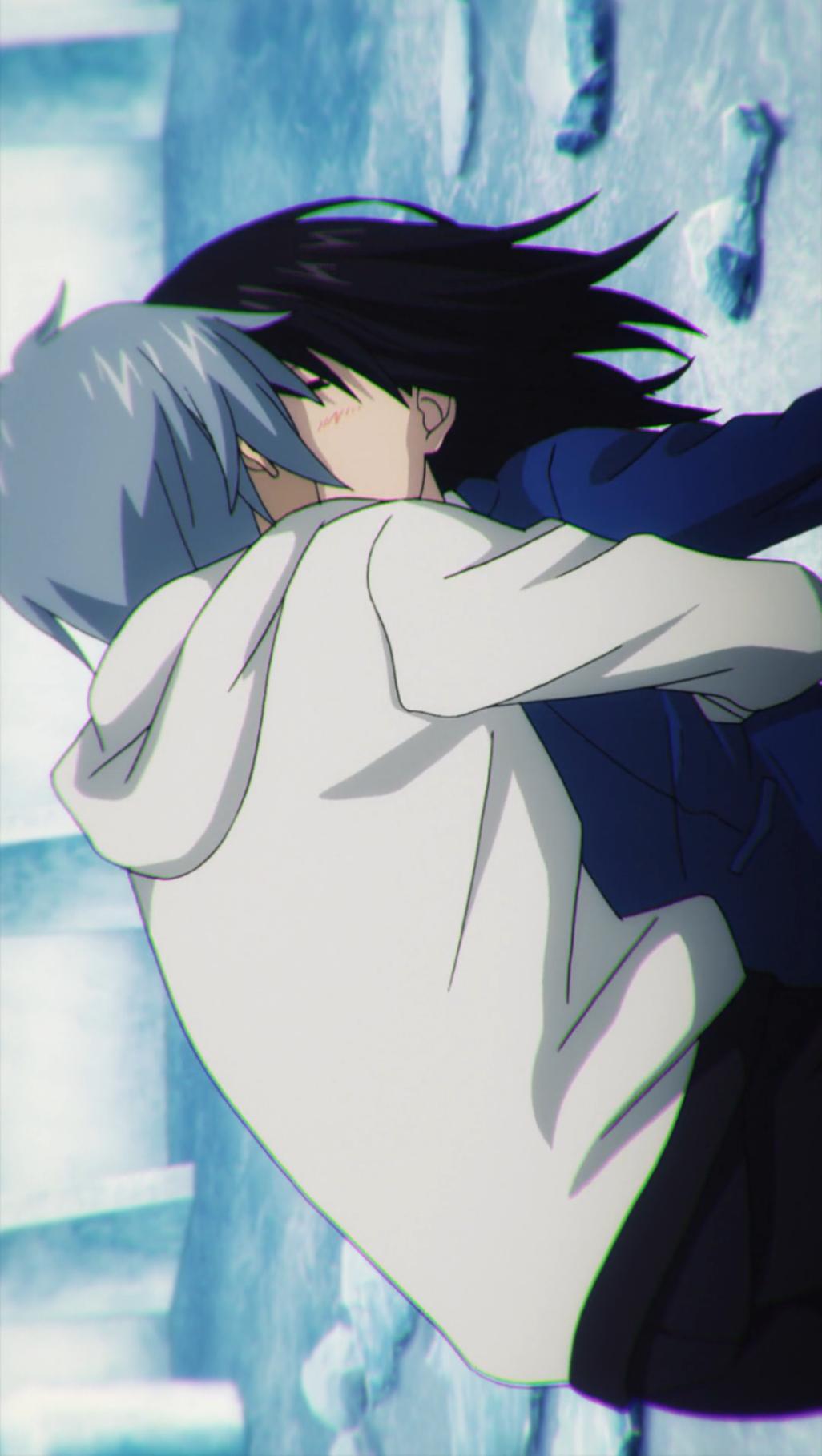 Kojou x Yukina Strike the Blood Parejas de anime, Arte manga