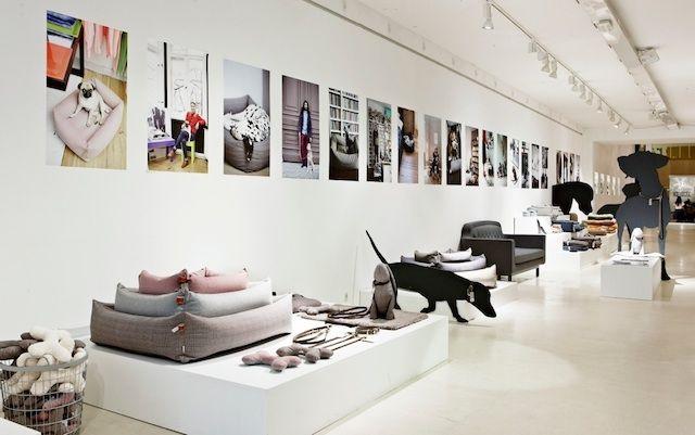 What S Hot Cloud 7 Pops Up At Normann Copenhagen S Concept Store With Images Pet Store Design Pet Store Ideas Pet Boutique
