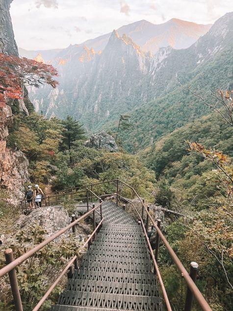 Seoraksan Hiking Guide: South Korea | Wanderlusters Travel Blog
