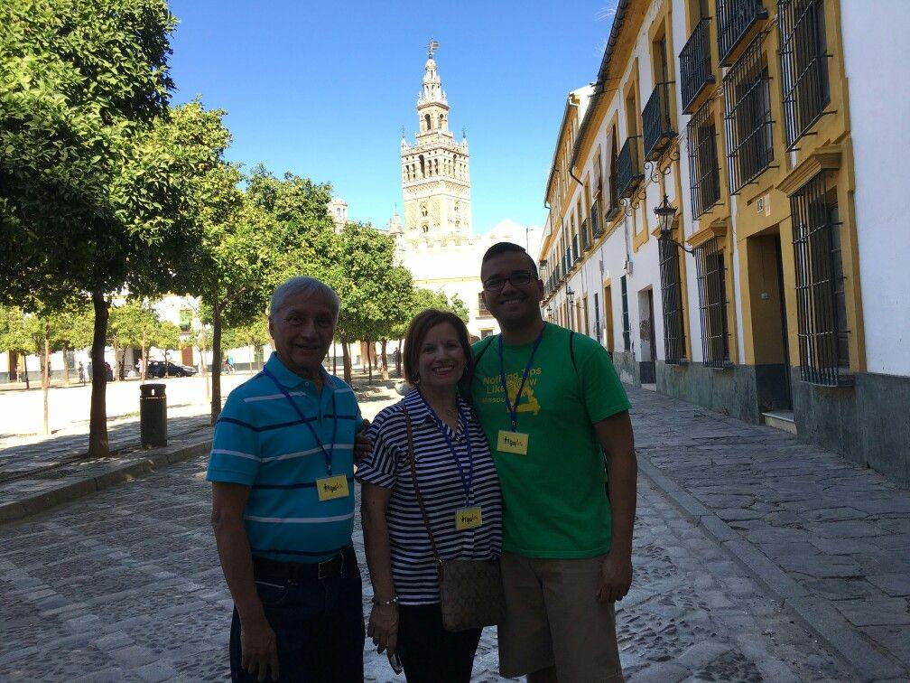 Visita a la judería de Sevilla