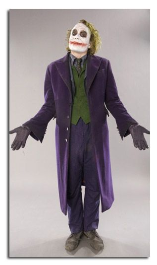 Astounding collection of lost Dark Knight promo images show every detail of The Joker & Movie replica clothes | Movies u0026 TV | Pinterest | Minority report ...