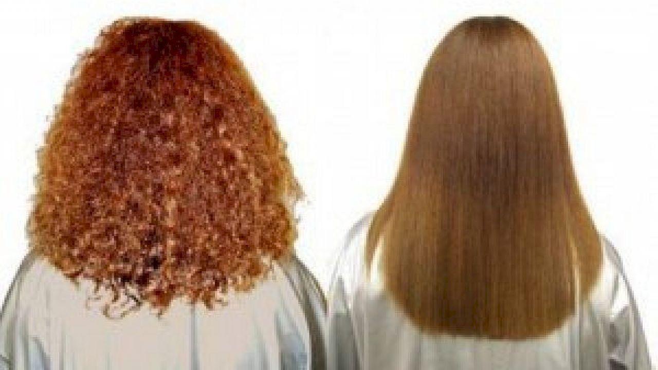 طريقة تمليس الشعر بالكيراتين Hair Beauty Keratin