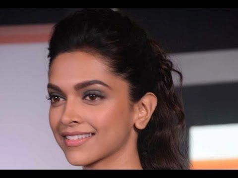 Deepika Padukone Inspired Hair and Make Up Tutorial ...
