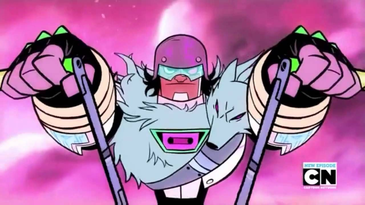 Teen Titans Go - Night Begins To Shine Full Length - Hd -6077
