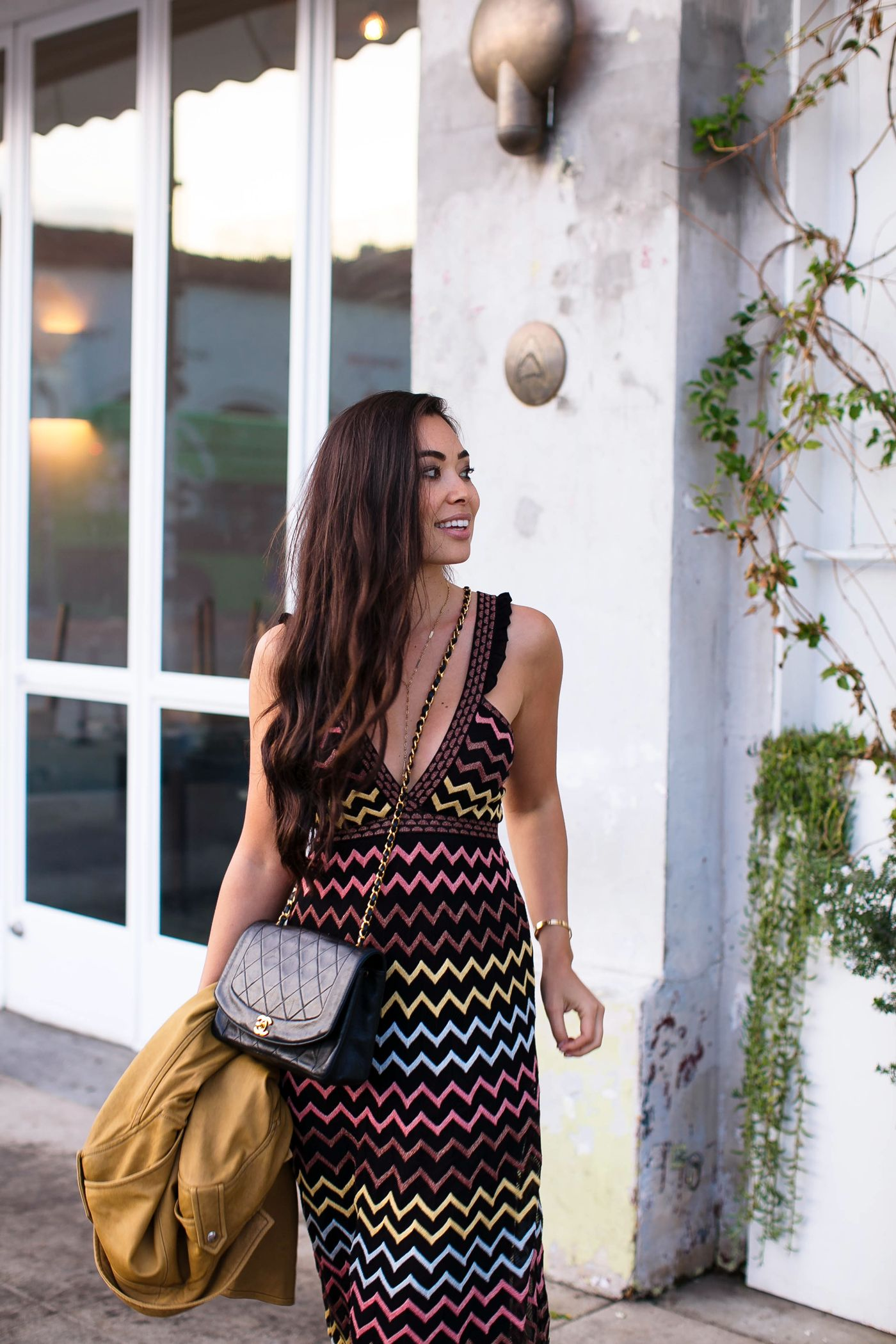 Missoni Date Night Vibes  The Perfect Date Night Dress  0046796cb