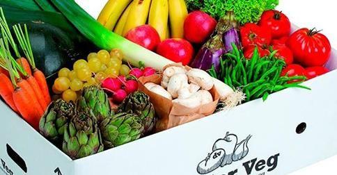 Les Fruites I Verdures Ecologiques De Temporada A Un Clic Recorda