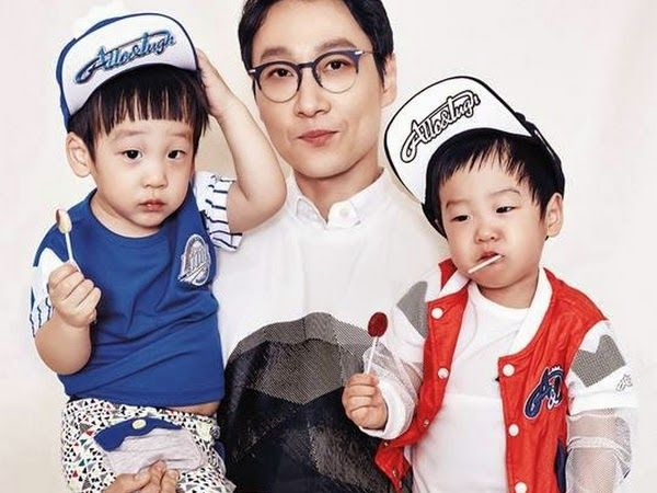 Lee Hwijae And His Twin Sons To Leave 'The Return Of ...Korean Toddler Show
