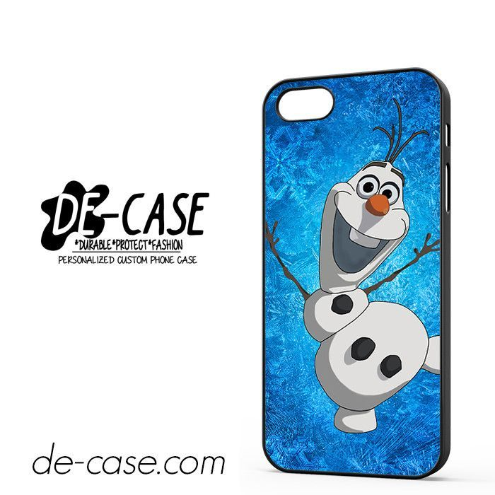 Olaf Frozen DEAL-8143 Apple Phonecase Cover For Iphone SE Case
