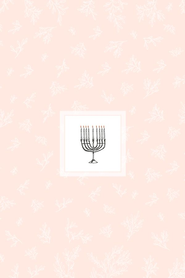 Chanukah Desktop Wallpaper Free Download From Jewish Food Hero