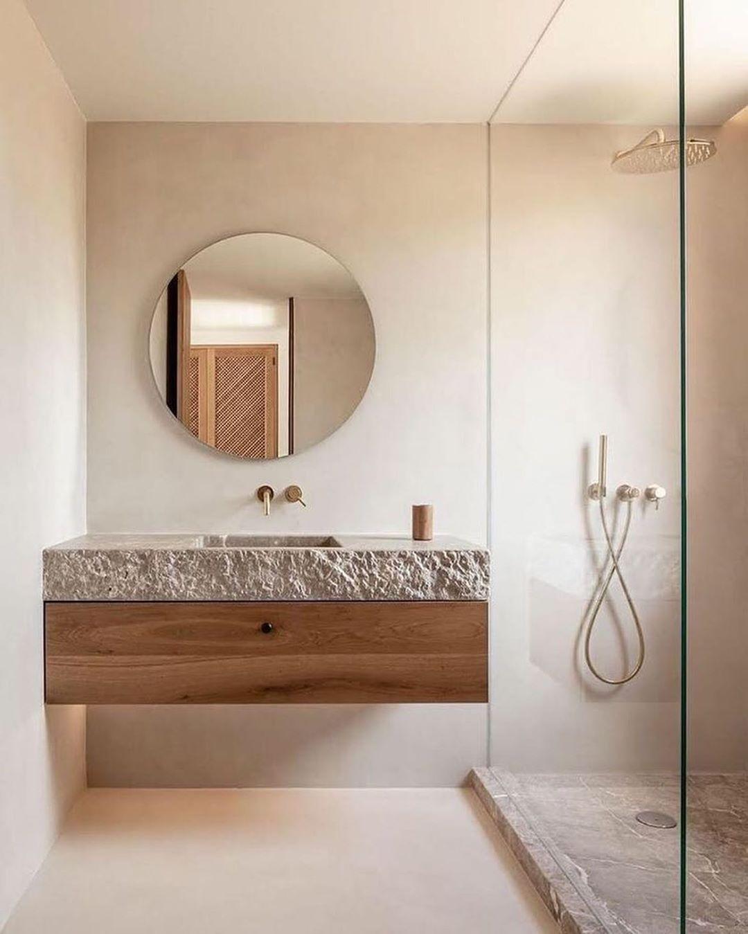 A Designers Mind On Instagram A Little Bit Of Bathroom