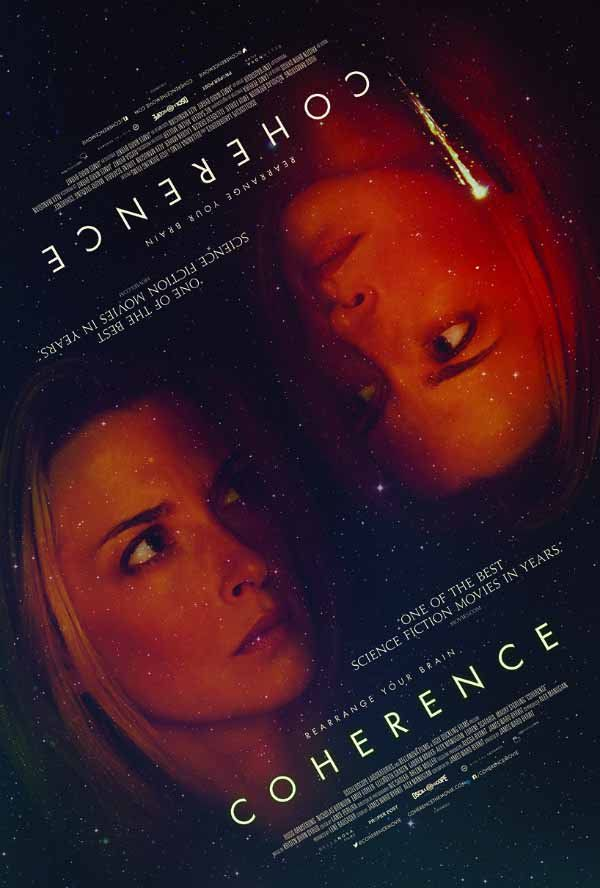 Today's Throwback: Coherence (2013) #movie #throwback #horror: Synopsis: Strange things begin to happen when a group of friends… #horror