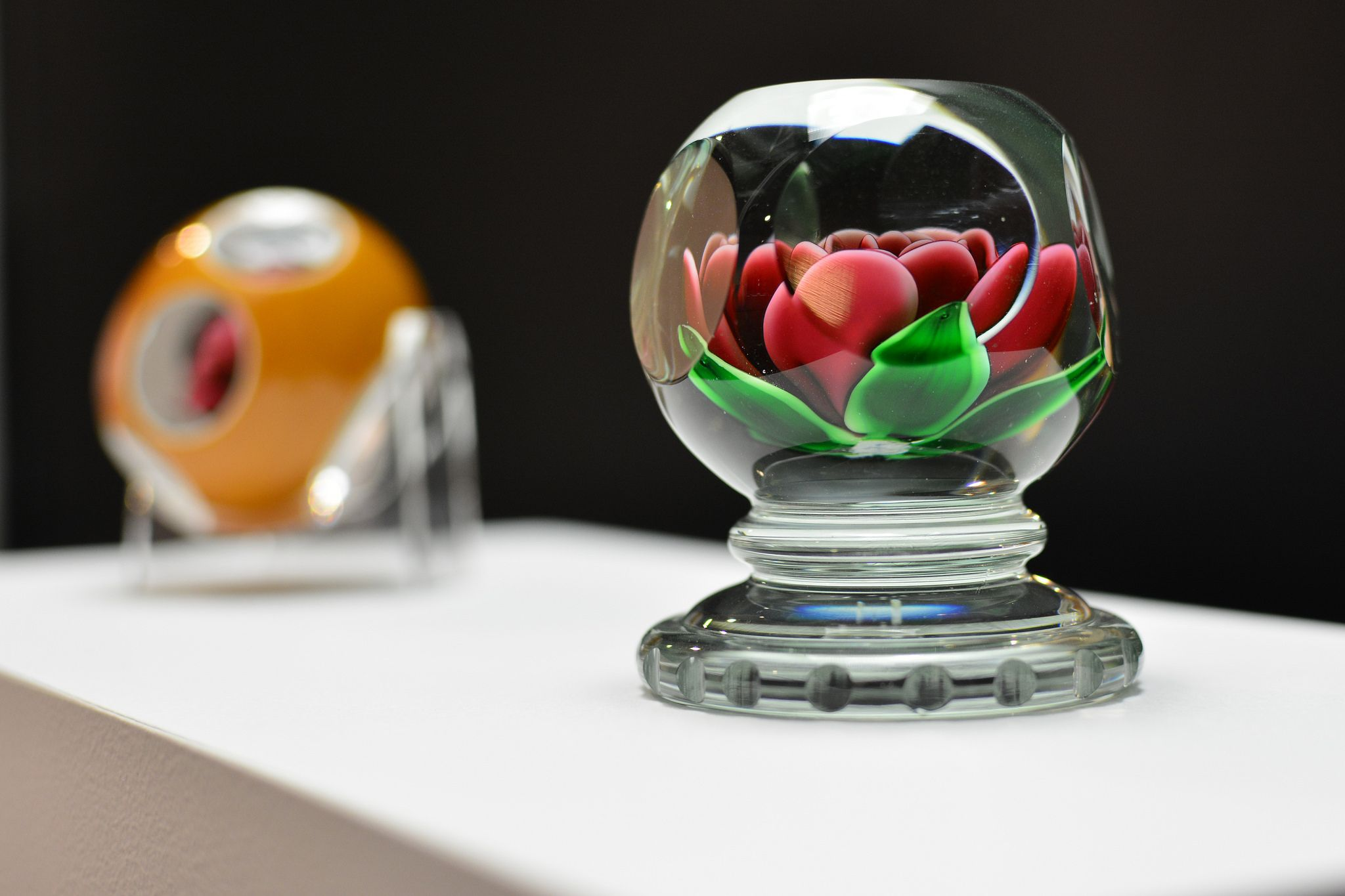 https://flic.kr/p/nYovRA | Glass Paperweights | from an exhibit at the National Liberty Museum in Philadelphia