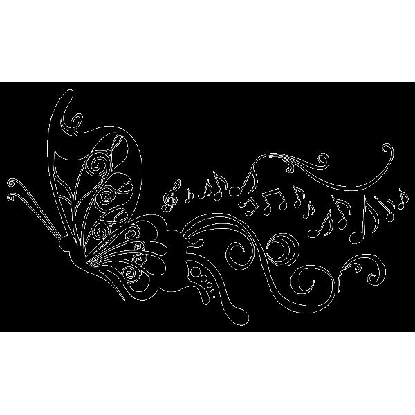 Vinilos de mariposas y flores buscar con google for Mural de flores y mariposas