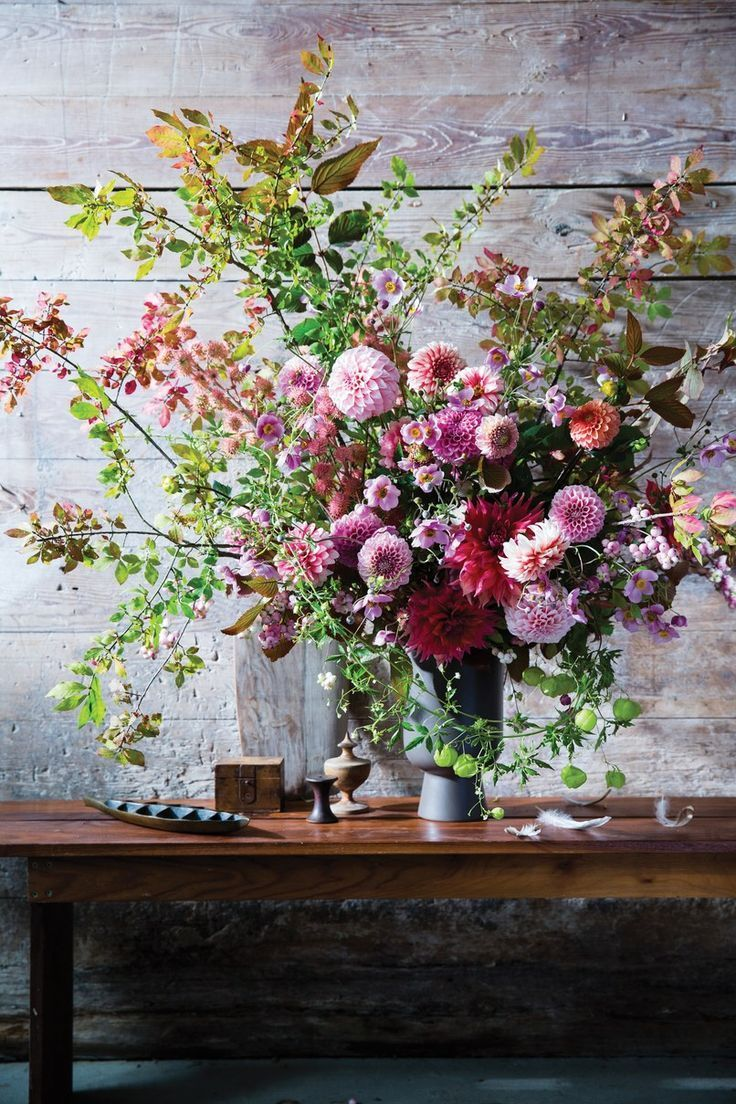 Gorgeous Flower Arrangement Ideas From An Expert Floral Designer In