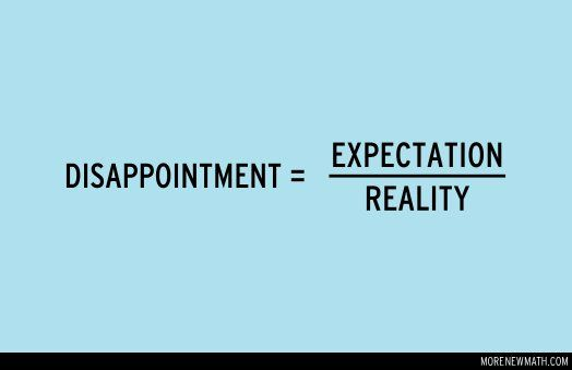 Typical Disappointment Quotes Expectation Quotes Image Quotes