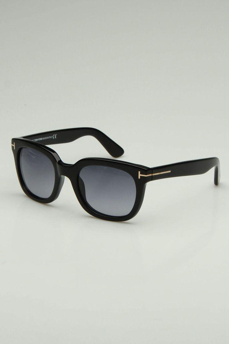 e692ec0557 Tom Ford Eyewear Thick Square Eyeglasses Black ( 420) found on ...