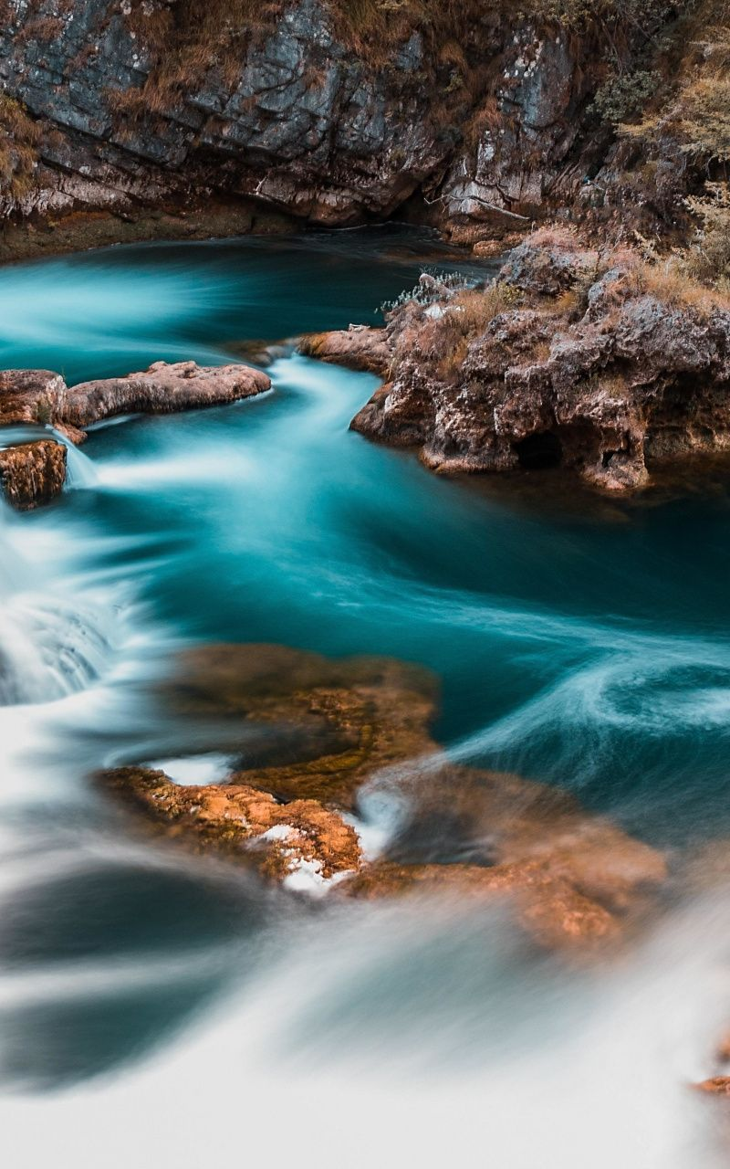 Water Current River Flow Nature 800x1280 Wallpaper Photography Waterfall Photo Photography Secrets