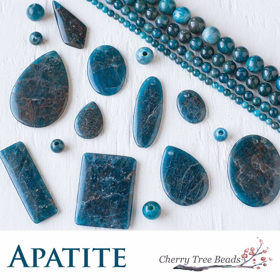 Apatite can be a blue, green, yellow, and colorless stone. It is ...